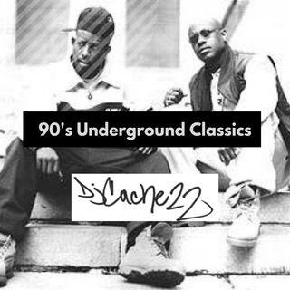 Cache 22-Tapes (Mid 90's Underground Classics)