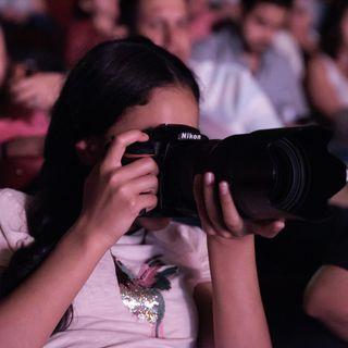 E2 Fotografiando en el teatro
