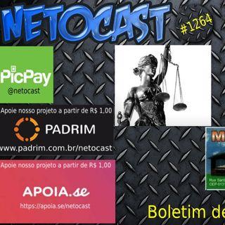 NETOCAST 1264 DE 06/03/2020 - BOLETIM DE DIREITO