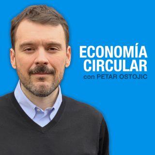 Economía Circular más allá del Reciclaje - Petar Ostojic en Empresas 2050 de CNN Chile con Matilde Burgos