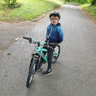 Cycling Around Rockwell Lake E452 #audiomo