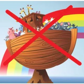 How to use Noah's arch metaphor to understand subconscious and manifestation