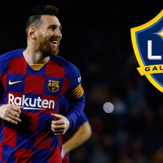 Messi en Hollywood con el Galaxy?