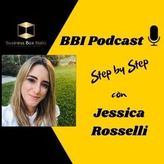 Jessica Rosselli: la mia vita è cambiata grazie a Business Box Italia