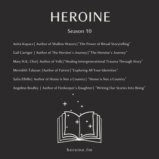 HEROINE is back!