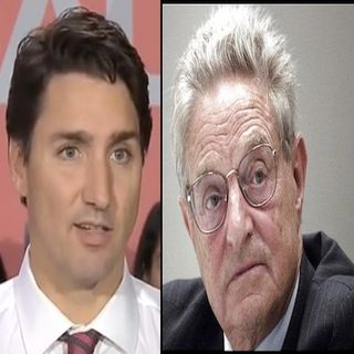 Morning minute Soros and Trudeau working to destroy Canada Nov 16 2016