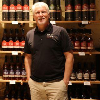 Rock Town Distillery - Phil Brandon on Big Blend Radio