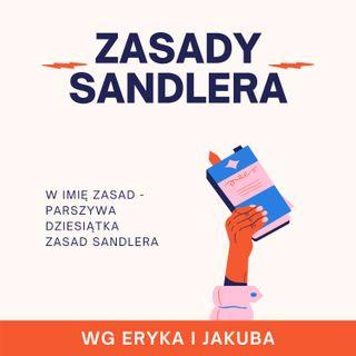 05 Zasada Sandlera #25 - Jeżeli chcesz poznać przyszłość, sprowadź ją do teraźniejszości