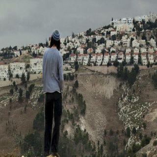 Israel autorizó viviendas palestinas en Cisjordania.