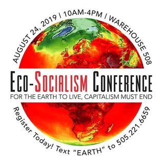 Eco-Socialism Conference 2019