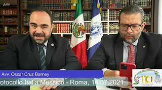 Protocollo Italia-Messico