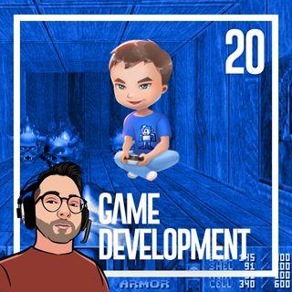 Ep.20 - Programmare videogames, sviluppare il divertimento con Marco Colombo