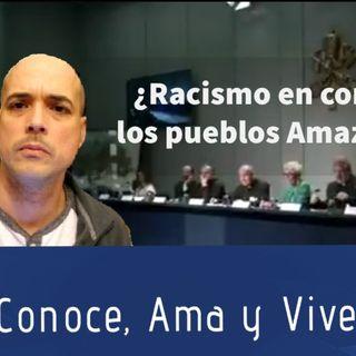 Bono: ¿Racismo en contra de los pueblos Amazónicos? Reaccion Vaticano y REPAM por destrucción Ídolos indígenas