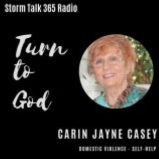 Turn to God with Carin –  A Safe Haven