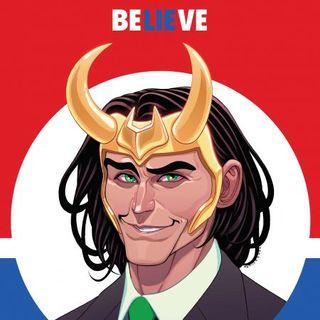 Source Material Live: Vote Loki (2016)