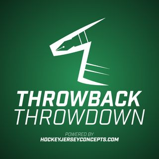 Throwback Throwdown - 002 - Early 2000s Alternates (Islanders vs Blue Jackets)