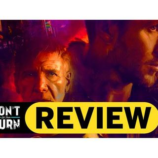 Blade Runner 2049 Review with Through the Black, Transhumanism and Robot Babies?