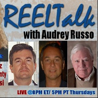 REELTalk: Philippe Karsenty from Paris, Judge Hal Moroz & Author Jerome Corsi