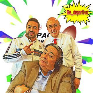 Mitad de semana con la banda de las tres y cuarto en Espacio Deportivo de la Tarde 08 de Julio 2020