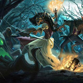 7. Обзор карт Ведьмин лес
