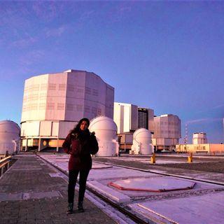NUESTRO OXÍGENO Astrofísica y cambio climático - Científica Valentina Abril
