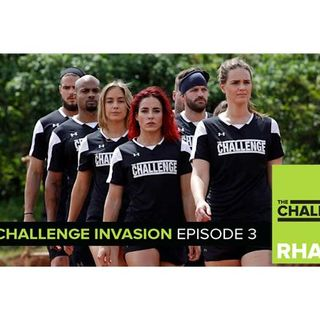 MTV Reality RHAPup | The Challenge Invasion Episode 3 RHAPup
