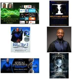 The Kevin & Nikee Show - Tirrick Obadiah Smith - The Universal Artist & Serial Entrepreneur