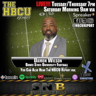 The HBCU Report-Welcome to the Dawg Pound!