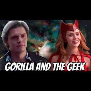 WandaVision Episodes 5 and 6 Discussion - Gorilla and The Geek Episode 38