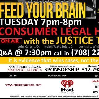 Consumer Legal Hour