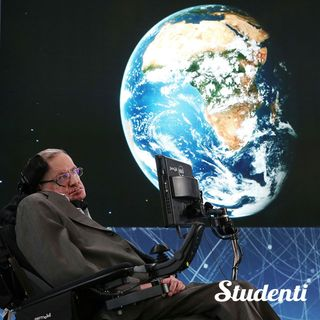 Biografie - Stephen Hawking