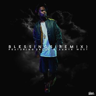 Avarice - Stressings (Big Sean Blessings Remix)