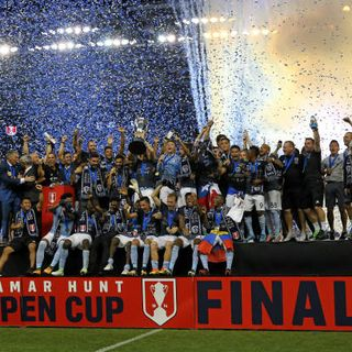 Soccer 2 the MAX:  Sporting KC Win U.S. Open Cup, Atlanta Pulverizes LA Galaxy