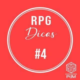 RPG Dicas #4 - Atmosfera de Terror
