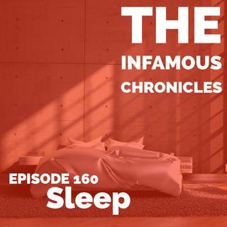 E160: Sleep 🛌
