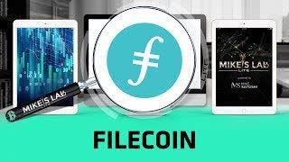 Mike's Lab Lite - Filecoin (FIL) - zdecentralizowany system plików