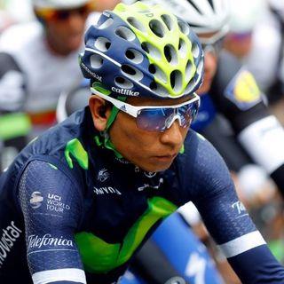 Nairo Quintana mantuvo el ritmo de los favoritos en la 5ª etapa
