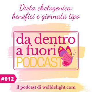 Dieta chetogenica: benefici e giornata tipo