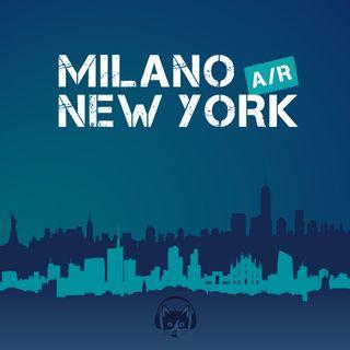 Milano-New York a/r
