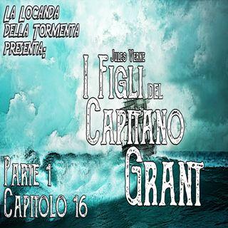 Audiolibro I figli del Capitano Grant - Jules Verne - Parte 01 Capitolo 16