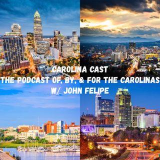 Carolina Cast - Episode 2: Time to Panic? nah.