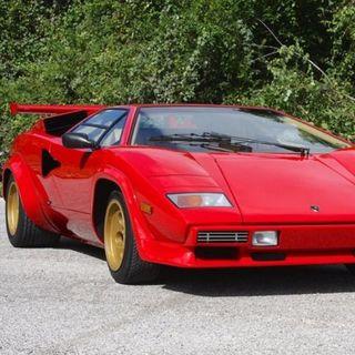 Porn, Starbucks, and my guest Matt Farah's 1988 Lamborghini Countach