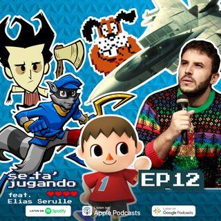 Comedia & videojuegos ft Elías Serulle - ep.12