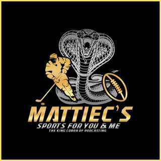MattieC's Sports For You And Me