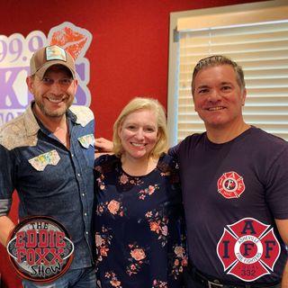 Scott Mullins - Asheville Fire Fighter's Association