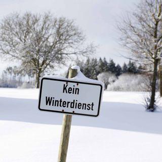 Die Rekordschneemengen an Weihnachten 2010