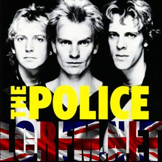 ... #itsheroes ...Tonight it's The #Police .... with a #Sting Twist... 8PM GMT Live from London.. got a Fav track ... or a Shout out ... PM