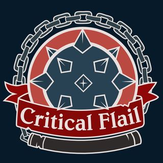 Critical Flail | Chapter 3: Mahogany Marks
