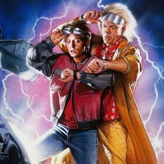 Back to the Future - Part Two