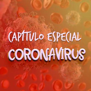 Capítulo espacial CORONAVIRUS